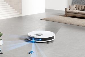 Khám phá cách làm sạch nhà thông minh cùng ECOVACS ROBOTICS và Hyun Bin trên Shopee