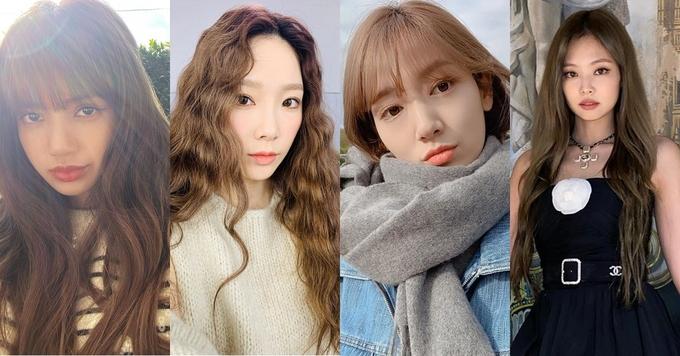 3 màu tóc cực tôn da được các mỹ nhân Hàn lăng xê nhiệt tình